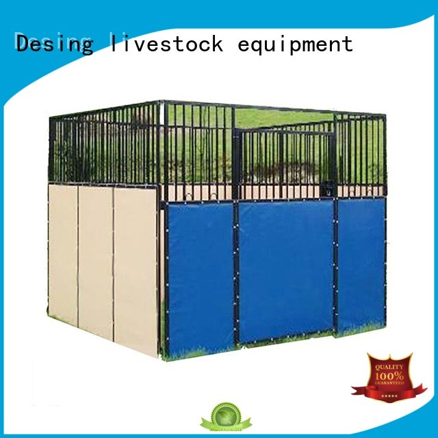 Desing best horse stables fast delivery