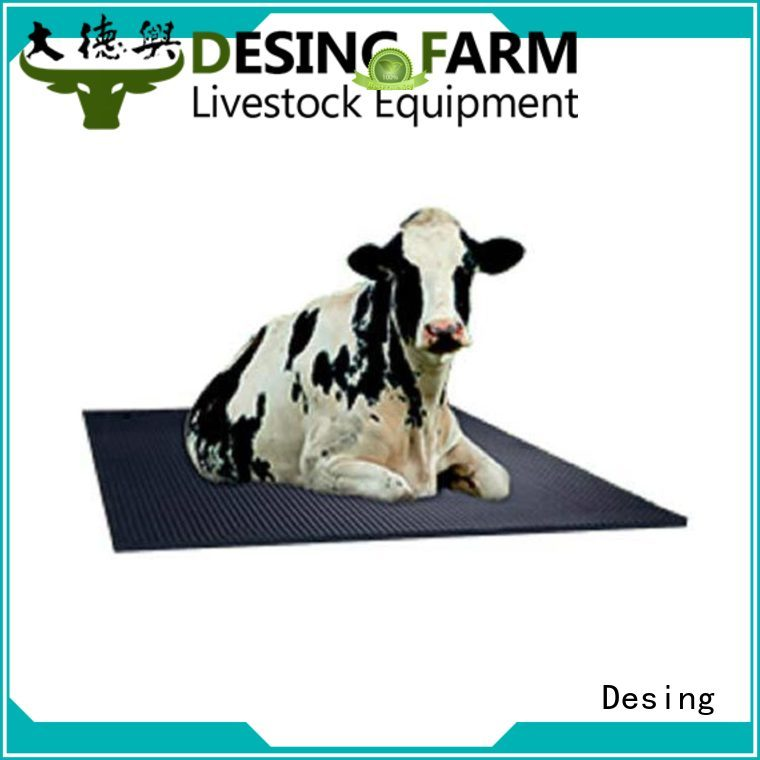 Desing cow brush stainless fast delivery