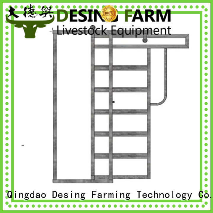 Desing cattle hay feeder cost-effective