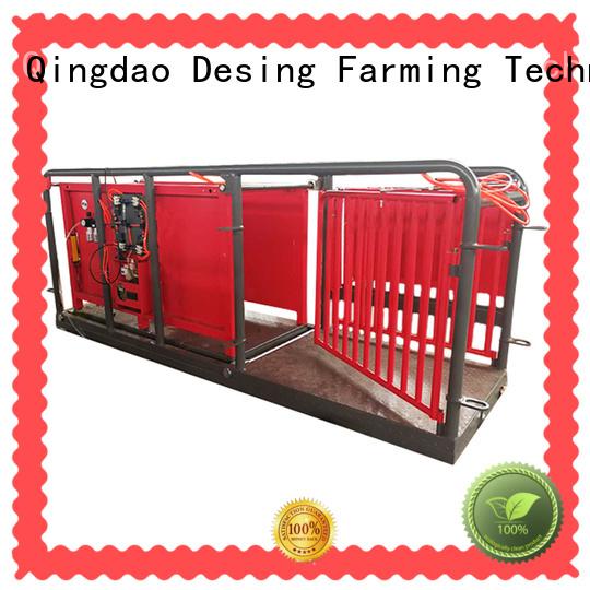 Desing best workmanship sheep trailer hot-sale high quality