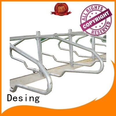 Desing popular cow cubicle livestock handling for wholesale