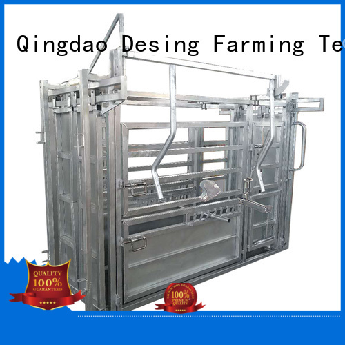 professional cattle working chute high-performance for livestock