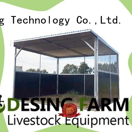 Desing comfortable custom horse stable quality assurance