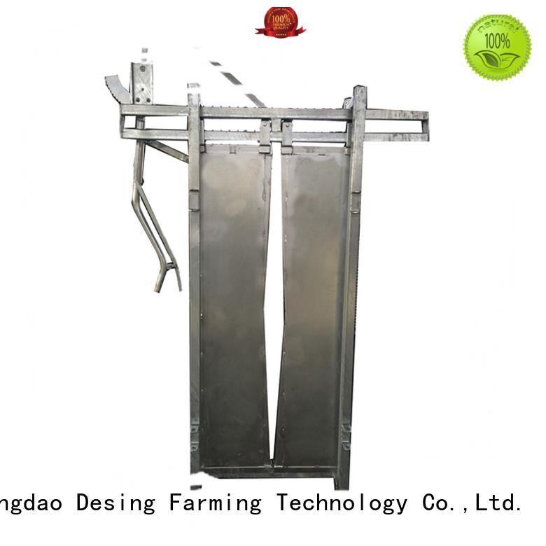 professional cattle sliding gate
