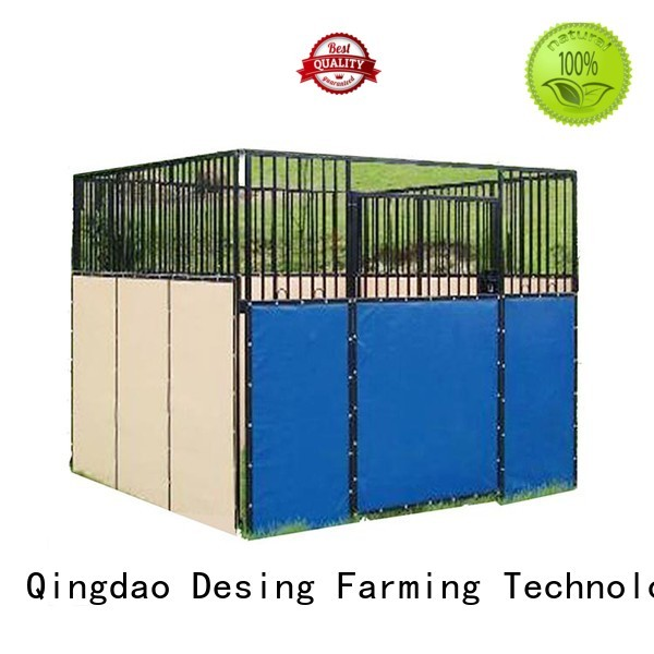 Desing custom horse stable easy-installation fast delivery