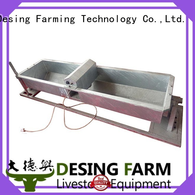 Desing livestock water trough industrial