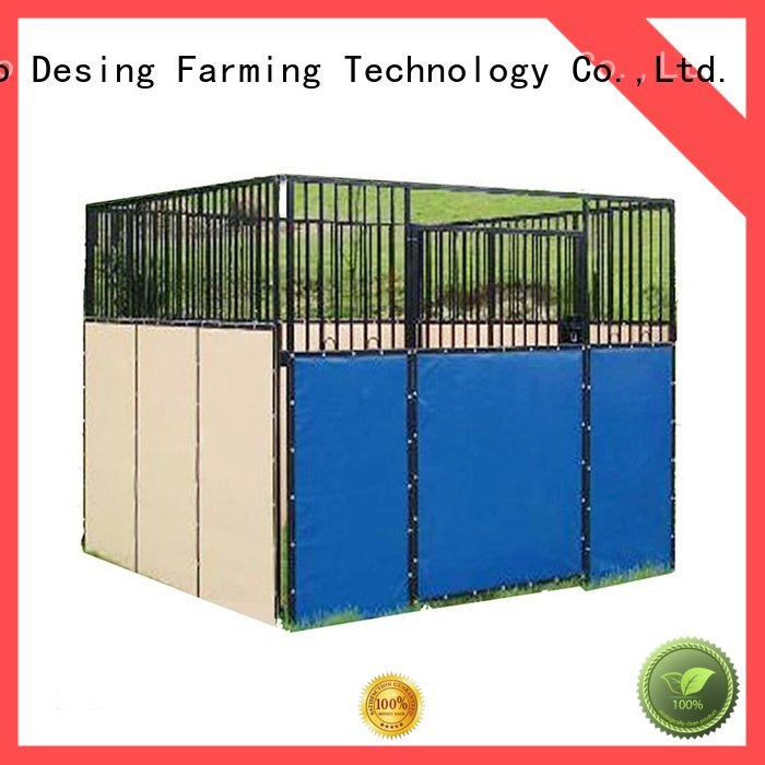 Desing outdoor horse stables easy-installation excellent quality