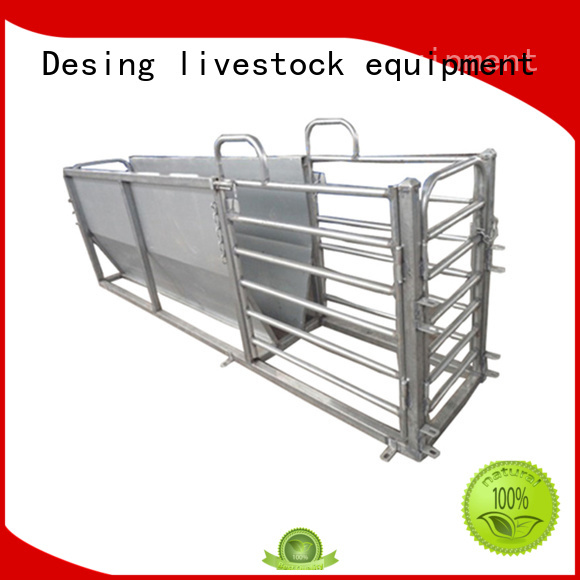 Desing custom best livestock scales adjustable for wholesale