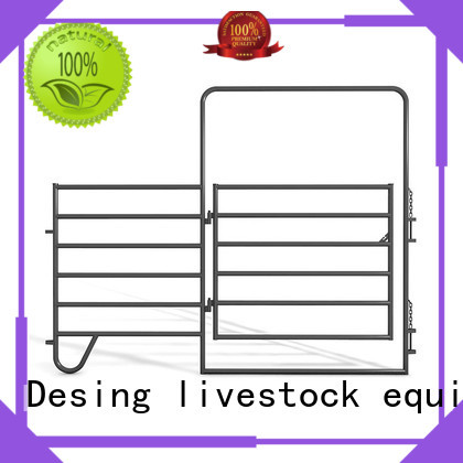 Desing space-saving outdoor horse stables stainless fast delivery