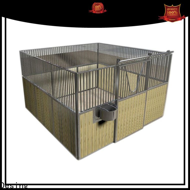Desing custom horse stable stainless quality assurance
