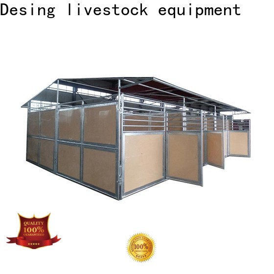 custom horse stable easy-installation excellent quality