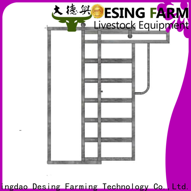 Desing cattle head bail best factory price