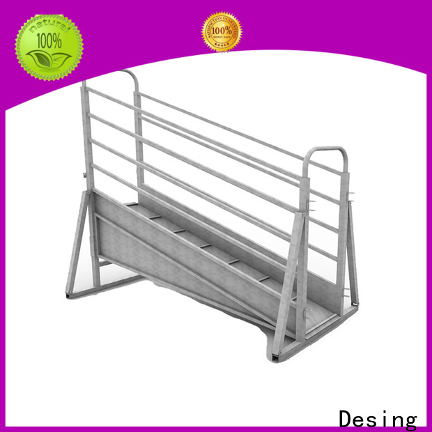Desing cattle head chute cost-effective