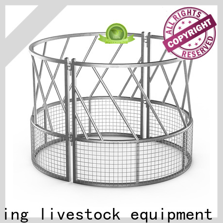 Desing wholesale cattle sliding gate best factory price