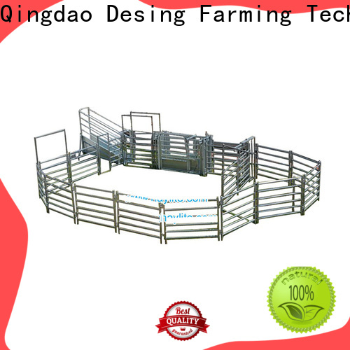 Desing wholesale cattle fence panel cost-effective for livestock