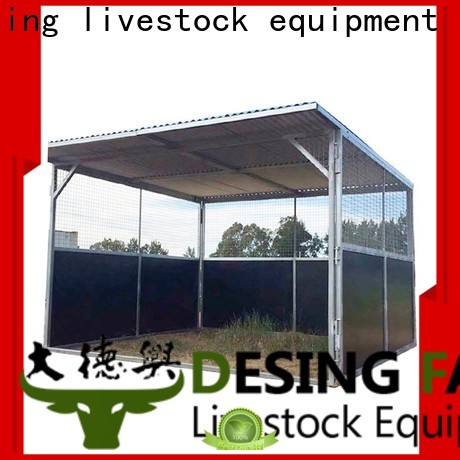 Desing space-saving livestock fence panels easy-installation excellent quality