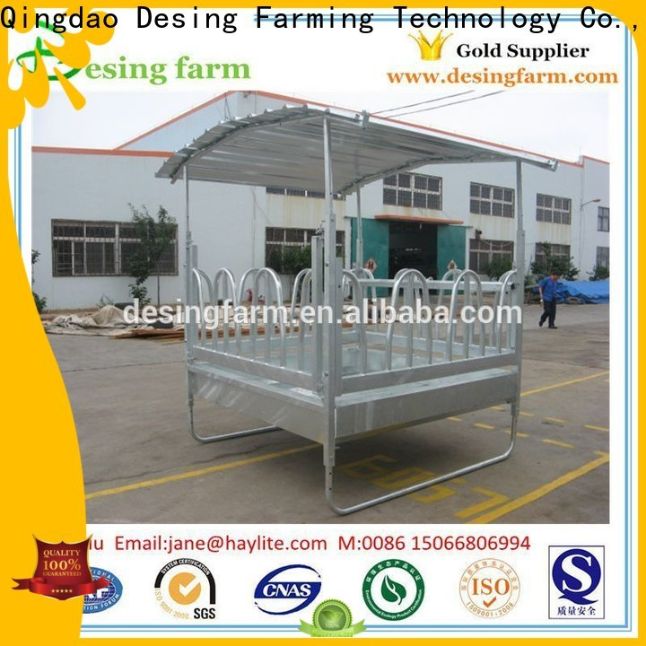 low cost livestock equipment high-performance fine workmanship