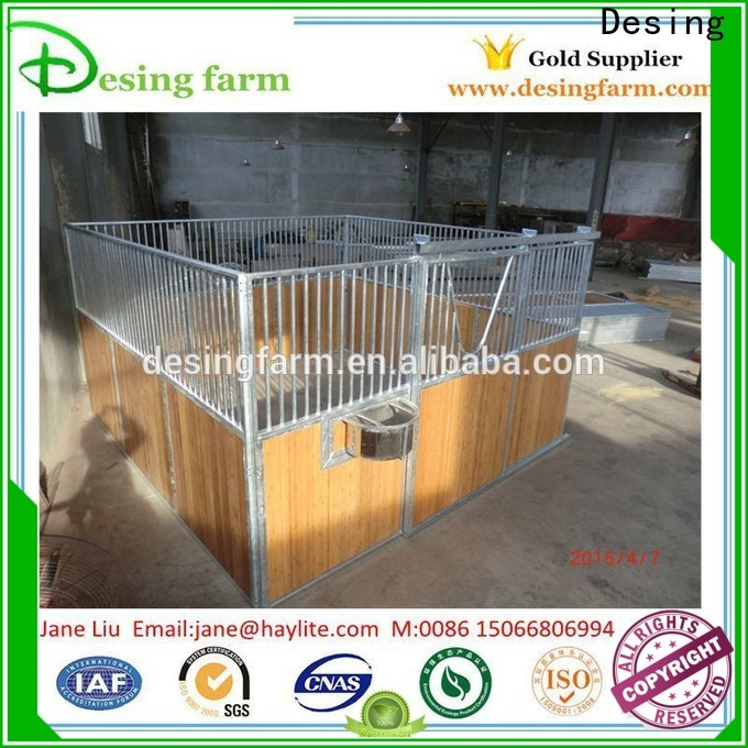 Desing best livestock equipment fast delivery company