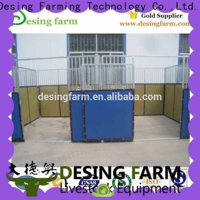 Desing top-selling livestock equipment easy-installation company