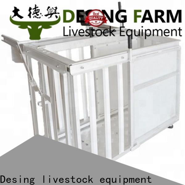 Desing universal best livestock equipment easy-installation distributor