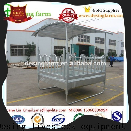 low cost livestock equipment sale easy-installation company