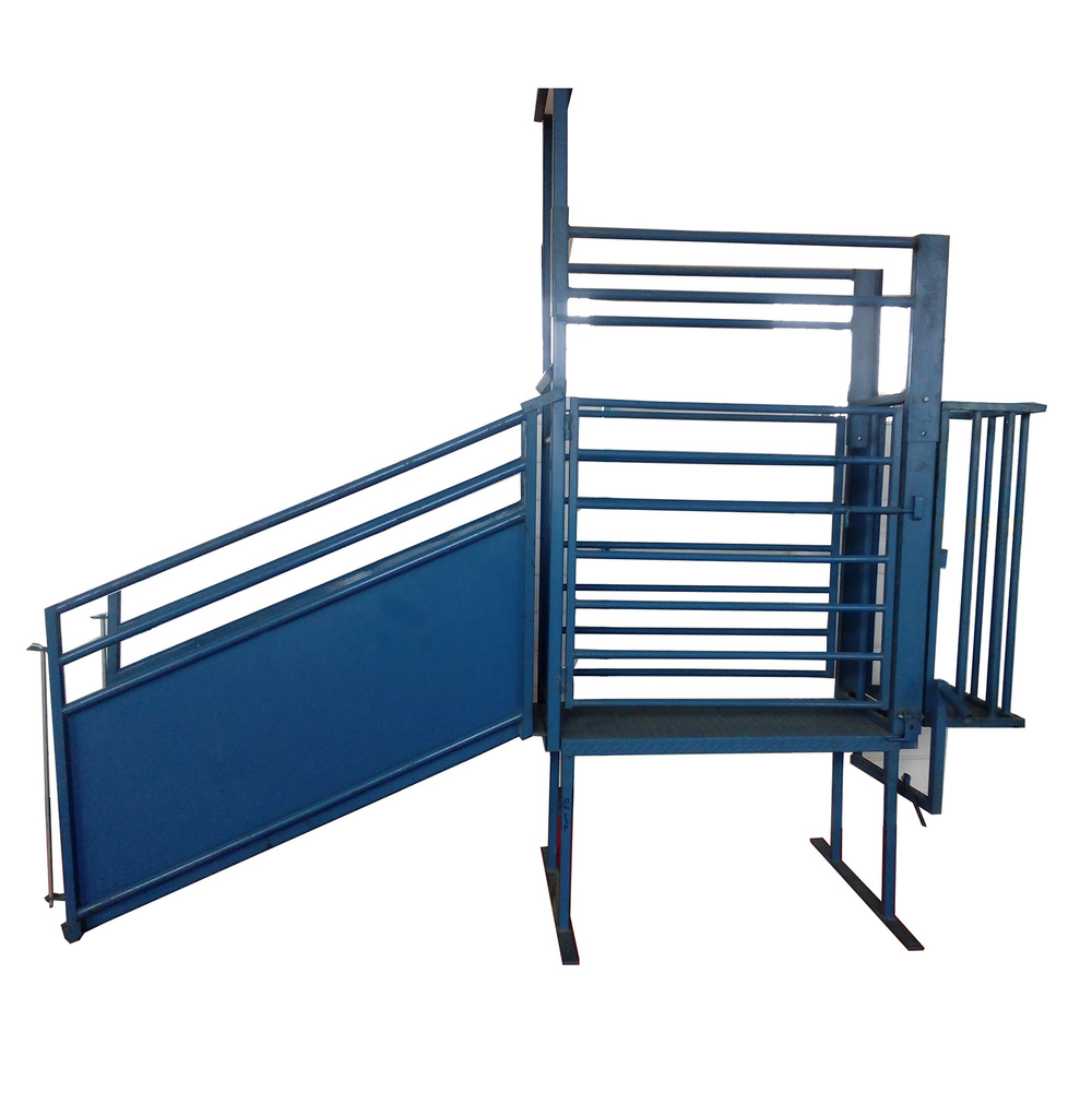 Adjustable sheep loading ramp wholesale