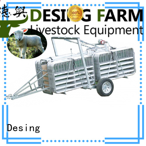 best workmanship sheep loading ramp factory direct supply favorable price