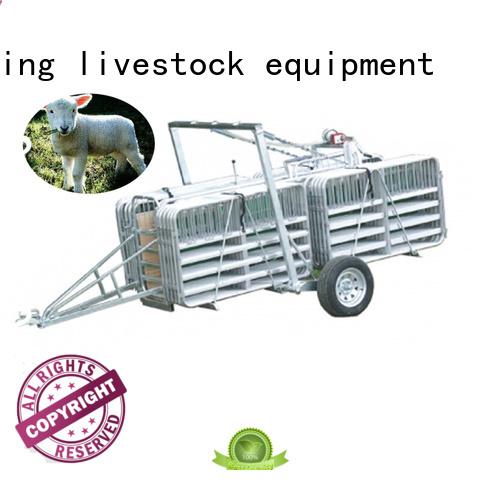 best workmanship sheep trailer adjustable for wholesale