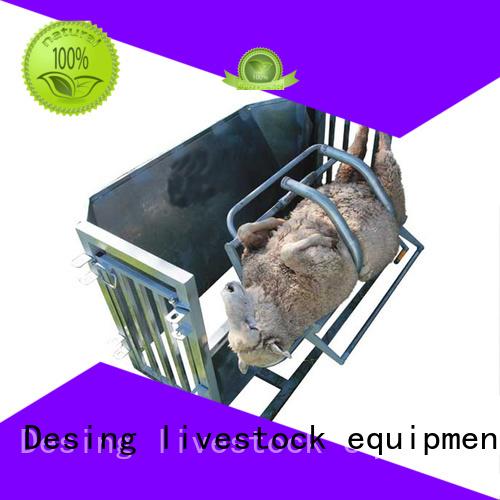 custom sheep loading ramp adjustable favorable price